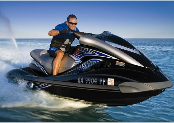 Water Motorcycle Rent Miami Beach